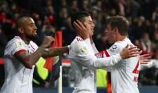 رودريغيز : لا أزال أحترم ريال مدريد