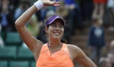 تصنيف لاعبات التنس: موغوروزا الى المركز الثالث
