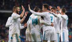 بنزيمة الافضل في ريال مدريد هذا الموسم