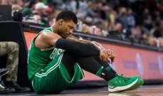 لاعب بوسطن سيلتيكس يعيش معضلة اللعب في النهائيات او التواجد الى جانب والدته المريضة