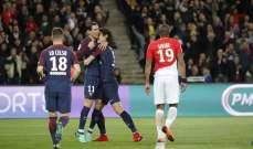 باريس سان جيرمان يتزعم اوروبا هجوميا