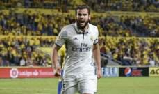 ناتشو مهدد بالايقاف في الدوري الاسباني