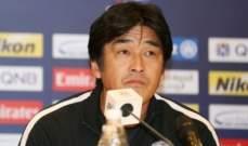 مدرب اوراوا الياباني : يجب احترام الهلال لتحقيق نتيجة ايجابية