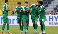 آسيا تحت 23 سنة: العراق لربع النهائي والأردن تودّع البطولة