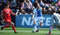 آمال إشبيلية تتبدّد بالتأهل لدوري الأبطال بعد الخسارة أمام ليغانيس