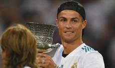 رونالدو يستعمل الايقاف لتحقيق الفوز على ميسي في الكرة الذهبية
