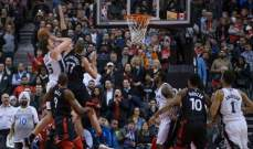 NBA: صراع الوصافة مستمر غربياً بين هيوستن وسان انطونيو