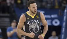 NBA: كوري يقود الواريزر الى الفوز وكليفلاند يسقط للمرة الثالثة تواليا