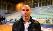 خاص:  مروان خليل افضل مدرب بعد انتهاء الجولة  الحادية عشر من الدوري اللبناني لكرة السلة