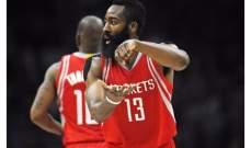 NBA:  بوسطن يعود الى سكة الانتصارات وهيوستن يصل الى الفوز ال 13 المتتالي