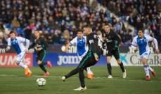 راموس سيغيب عن المواجهة المقبلة في الدوري الاسباني