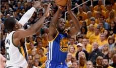 NBA: غولدن ستايت واريرز الى النهائي الغربي للمرة الثالثة على التوالي