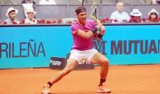 توني نادال :اخشى أن يواجه رافا في بطولة فرنسا الصربي ديوكوفيتش