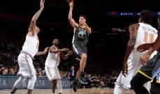 NBA: الصراع مستمر على صدارة المجموعتين الشرقية والغربية