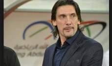 نيبوشا: فخور باداء لاعبي الفيصلي امام نصر حسين داي