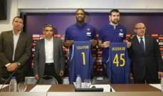 سيرافين ومورمان : انتقلنا الى برشلونة للفوز بالالقاب