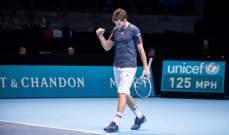 بطولة أستراليا المفتوحة: ثيم يتغلب على كادلا