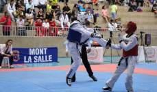 بطولة لبنان للناشئين في التايكواندو: النتائج الكاملة لليوم الثاني