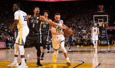 NBA: غولدن ستايت يحافظ على ضغطه على هيوستن روكتس