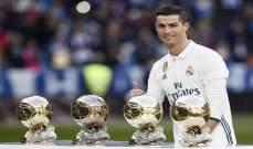 رونالدو الرياضي الاغنى في العالم