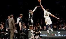 NBA: انطوني ديفيس يحمل البيليكنز الى الفوز والواريرز يتفوق على السبيرز
