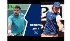 فافرينكا يواجه زفيريف في نهائي بطولة جنيف للتنس