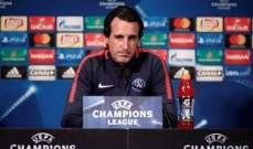 ايمري : نحن الان افضل مما كنا عليه قبل لقاء برشلونة