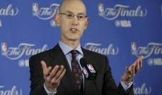 مفوض NBA يرد على ترامب : الرياضة مكان لتوحيد المجتمع