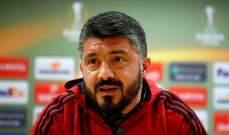 تقارير : ميلان يستعد لتجديد عقده مع غاتوزو