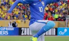 اهداف مباراة البرازيل امام الاكوادور