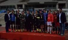 ملعب صيدا يستضيف بطولة الاستقلال الاولى في الميني فوتبول