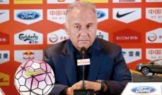 زاكيروني : طموحي بناء منتخب ينافس على لقب كأس آسيا