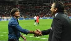 منتخب المانيا يحرم من ركلة جزاء امام تشيلي