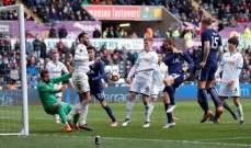 كأس الاتحاد: توتنهام يعبر الى نصف النهائي بدون أي عناء امام سوانسي