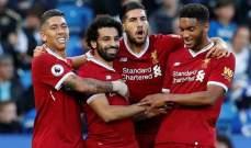 محمد صلاح يفوز بجائزتين جديدتين مع ليفربول