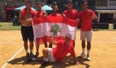 خاص:حسين بدر الدين: التنس اللبناني سيكون على موعد مع مزيد من الإنجازات