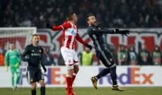 الدوري الاوروبي:سسكا موسكو يتأهل الى دور الـ 16 بفوزٍ صعبٍ على سرفينا زفيزدا