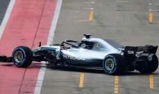 الصورة الأولى لسيارة مرسيدس 2018