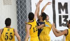 بطولة لبنان للناشئين: نادي اينيرجي ينتظر من سيواجه في النهائي