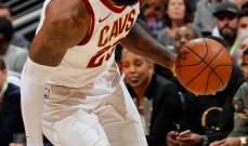 NBA : كليفلاند يتقدم الى المركز الثاني وبوسطن يحافظ على الصدارة شرقياً