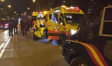 إصابة مشجع لاتلتيكو مدريد بطعنات وحالته خطرة