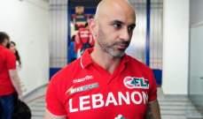 خاص مروان خليل : لقاء التضامن كان تحضيريا للمباريات القادمة