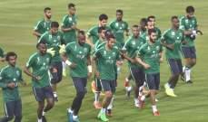 ادراج وديتي المنتخب السعودي أمام اوكرانيا وبلجيكا ضمن الأجندة الدولية