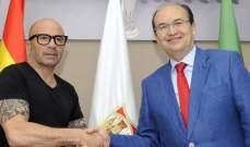 سامبولي : نحن نكن كل الاحترام لريال مدريد