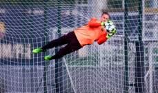 تدريبات برشلونة تشهد غياب شتيغن