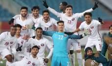 كأس آسيا تحت 23 سنة : قطر الى نصف النهائي