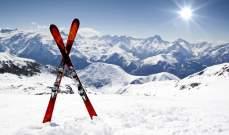 الالمانية نيكول فيسيل جاهزة للمشاركة ضمن منافسات تزلج اختراق الضاحية