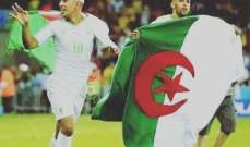 الجزائر تخطف تعادلاً مثيراً من نيجيريا في التصفيات المؤهلة للمونديال