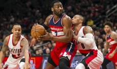 جون وال وانطوني تاونز افضل لاعبين في NBA للاسبوع الماضي
