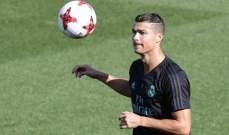 وكيل اعمال رونالدو يوجه رسال خطرة لريال مدريد